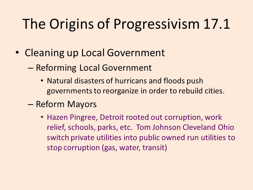 "essay about progressive era Explains the term ""progressive essay"", offers specific topic ideas and offers suggestions for developing topics on your own."