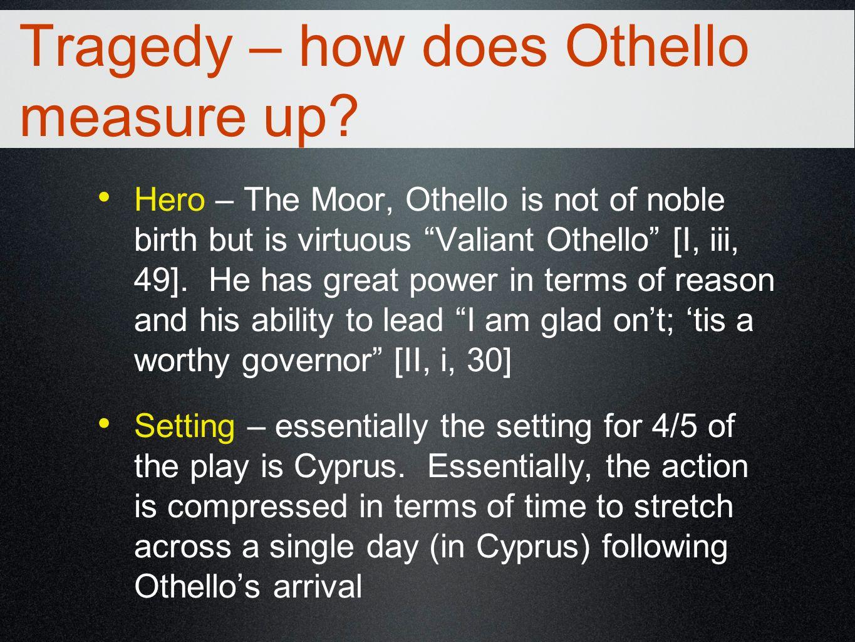 othello and the movie o essay