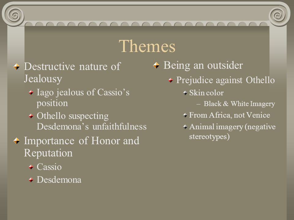 examples of animal imagery in othello