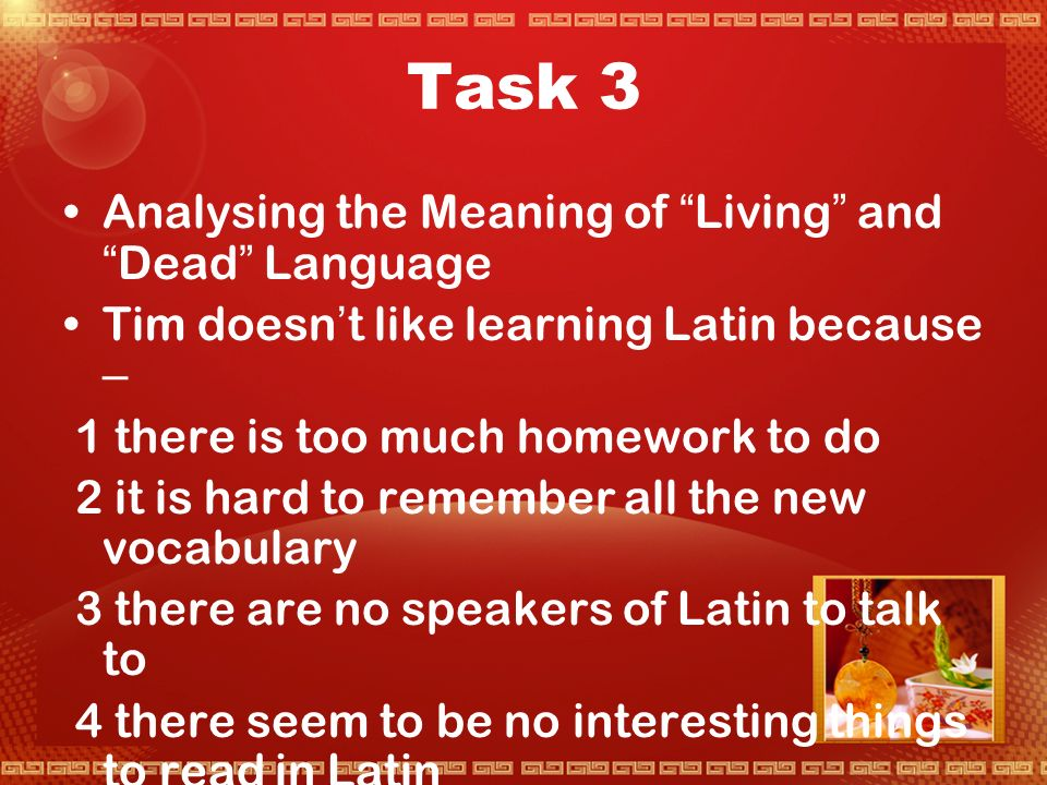 Task 2 Finding out How Language Changes in the Life of an Individual Person Idiolect – your own individual language
