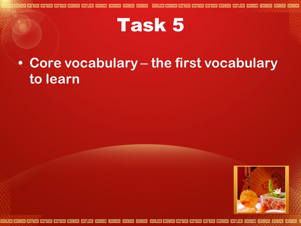 Task 4 However, when learning English, we may notice that there do exist differences between speech and writing.