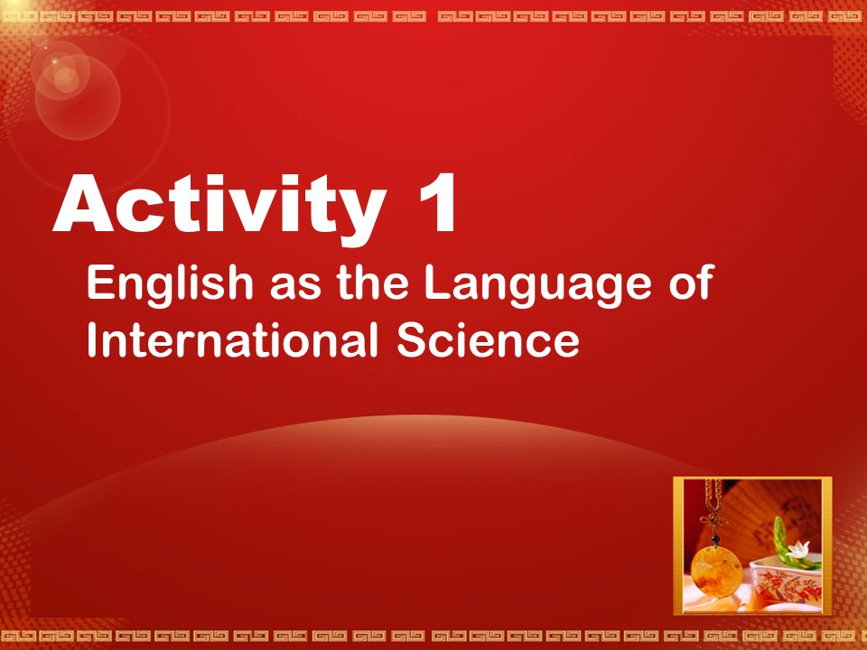 Unit Six Changing English since the Second World War Difficult Points:  How English serves the purposes of science  How TV promotes the global use of English  Discovering the dominant role of English in information storage, retrieval, and exchange