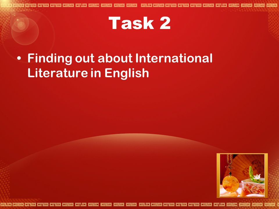 Task 1 Considering Another Function of Language:the Making of Imaginative Fiction