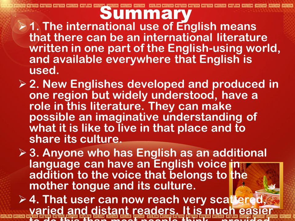 Task 3 Discovering Your Own English Voice