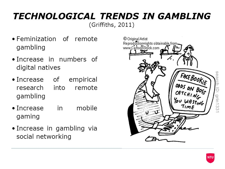 Gambling and social trends pic of a roulette wheel