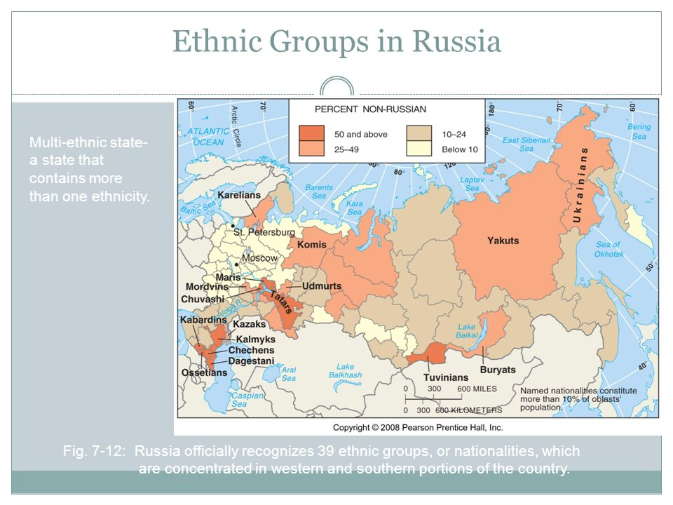ETHNICITY Chapter 7 Distribution of Ethnicities Ethnicitya group