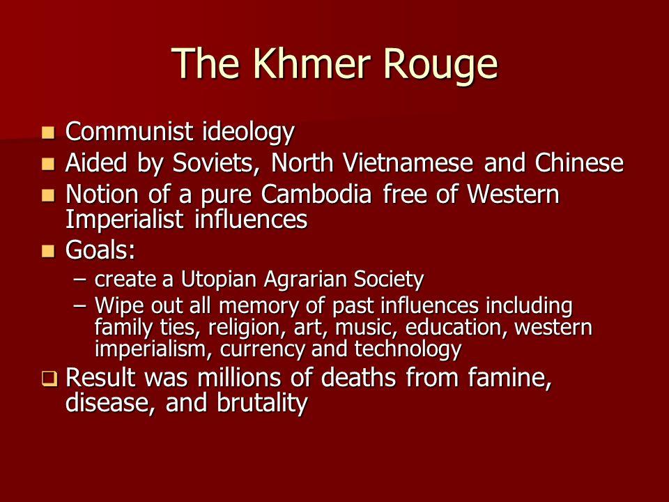 khmer rouge ideologie