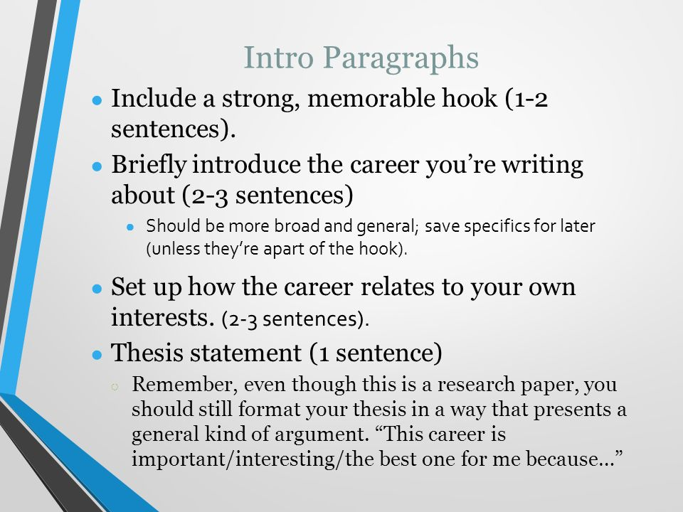 intro paragraph Click here right now and learn how our introduction paragraph generator can help you to create an essay that will get you noticed be ready to succeed.