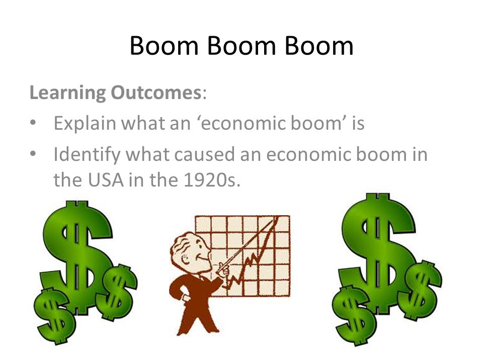 economic boom of the 1920s essay