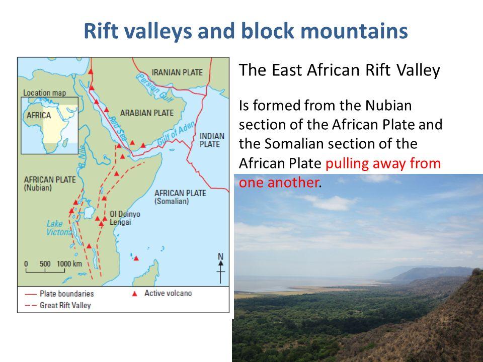 east african rift valley