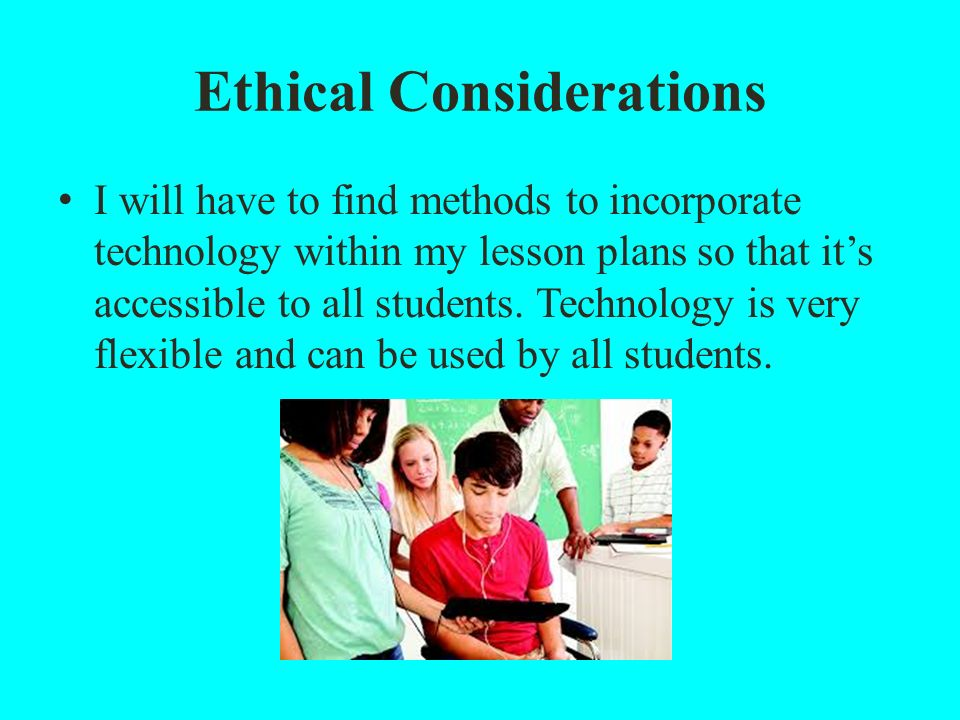 Ethical Consideration In Research Proposal