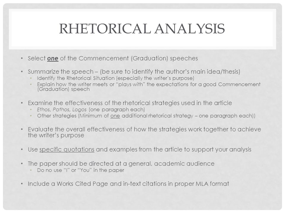 obamas education promise a rhetorical analysis essay Check out our top free essays on rhetorical analysis of barack obama s 2013 barack obama's inauguration speech essay as plans on reforming education.
