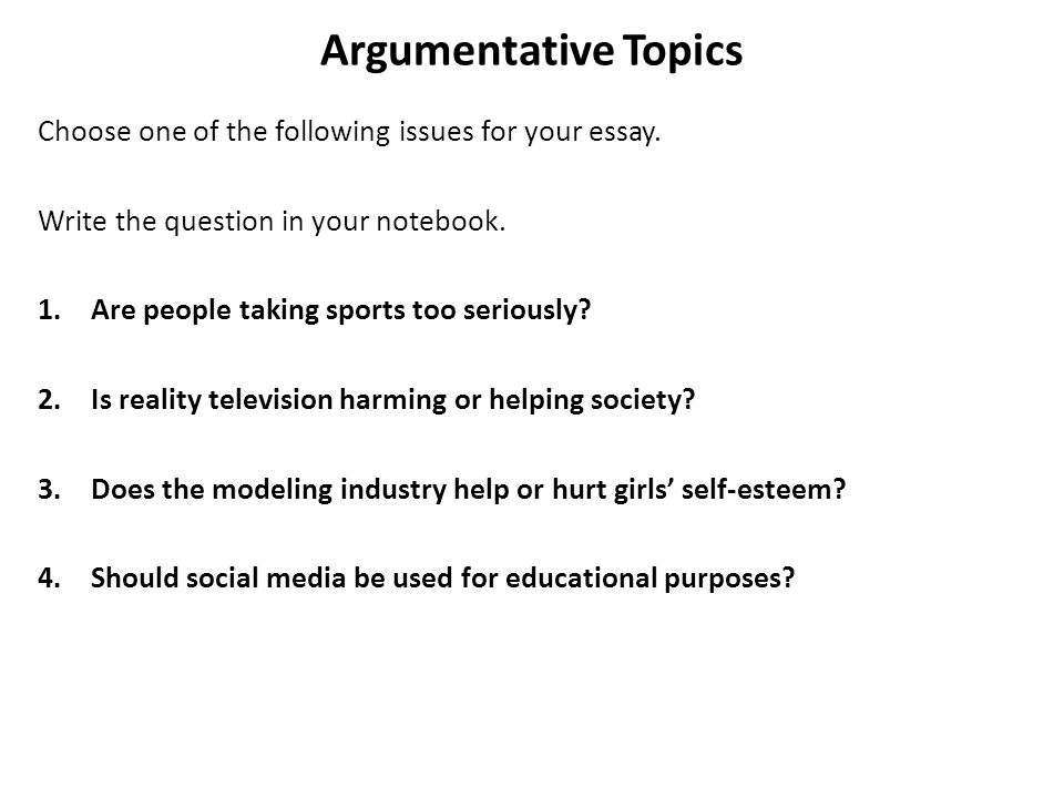 argumentative writing claims evidence a claim is a debatable argumentative topics choose one of the following issues for your essay