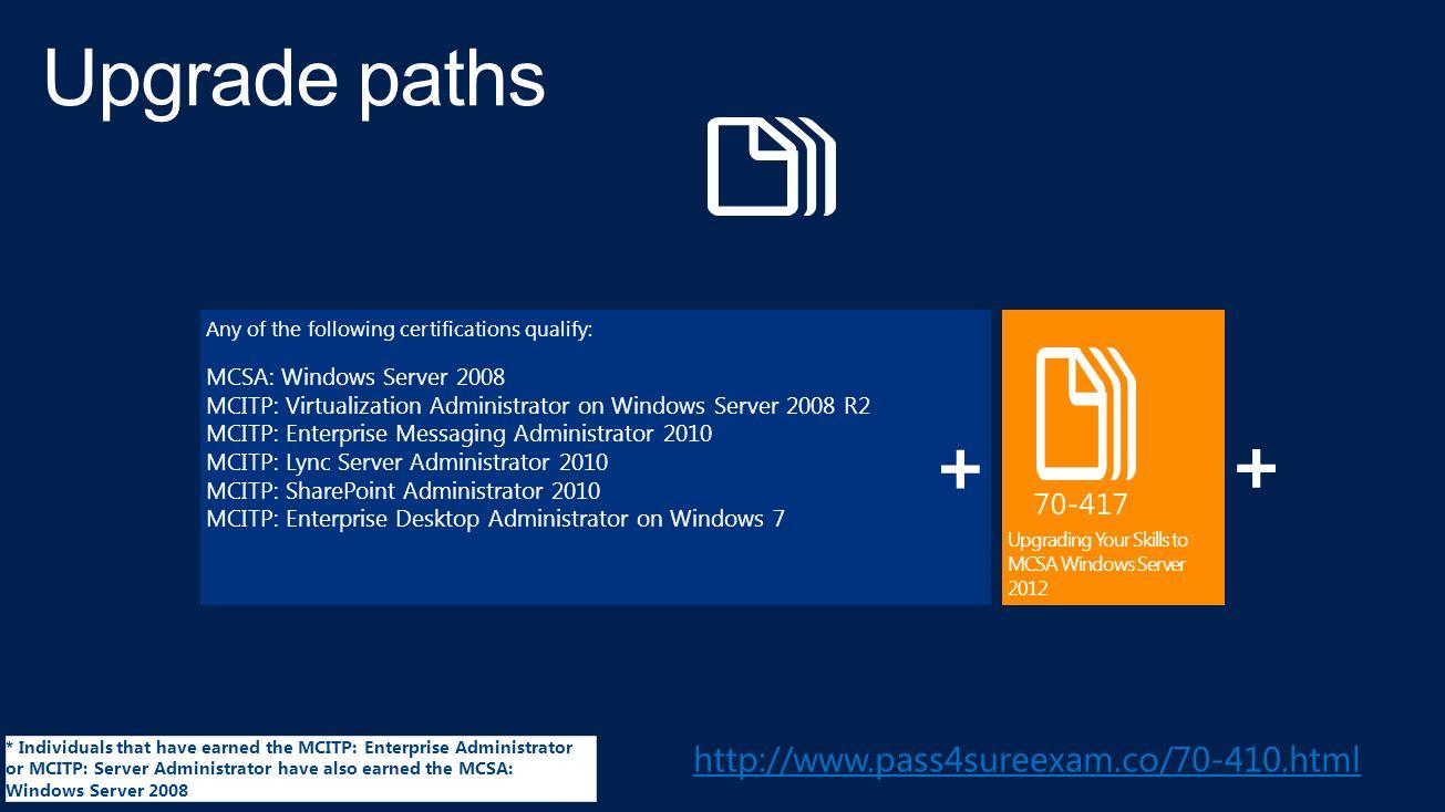 Certification overview ppt download 11 upgrading xflitez Images