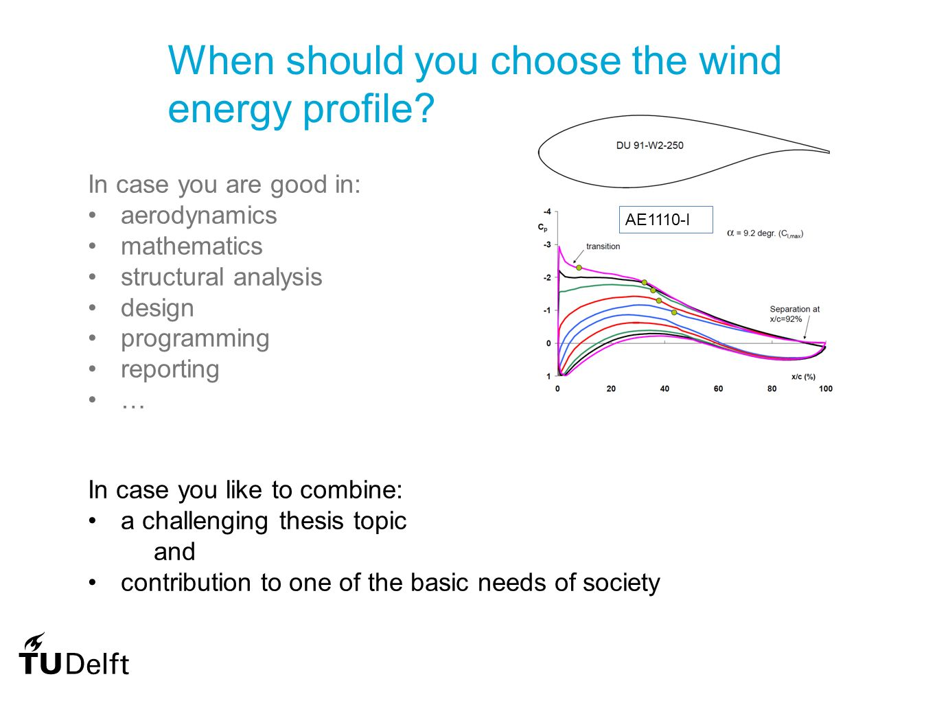 aerodynamics and wind energy profile wind energy  when should you choose the wind energy profile