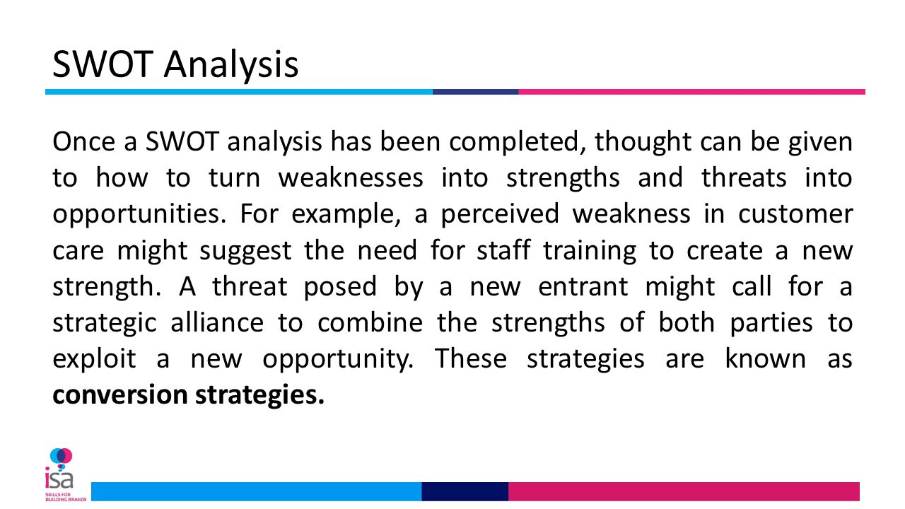 lesson marketing audit lesson objectives the purpose of this 41 swot