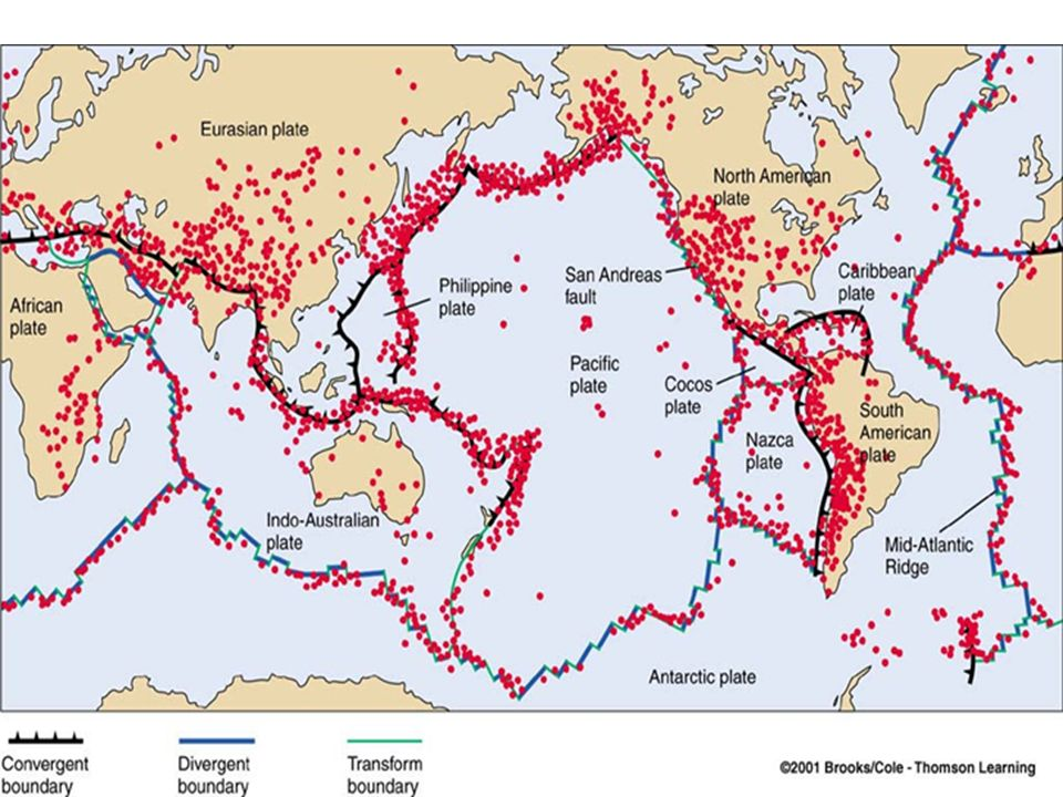 Earthquake Destruction Where Do Earthquakes Occur and How Often ...