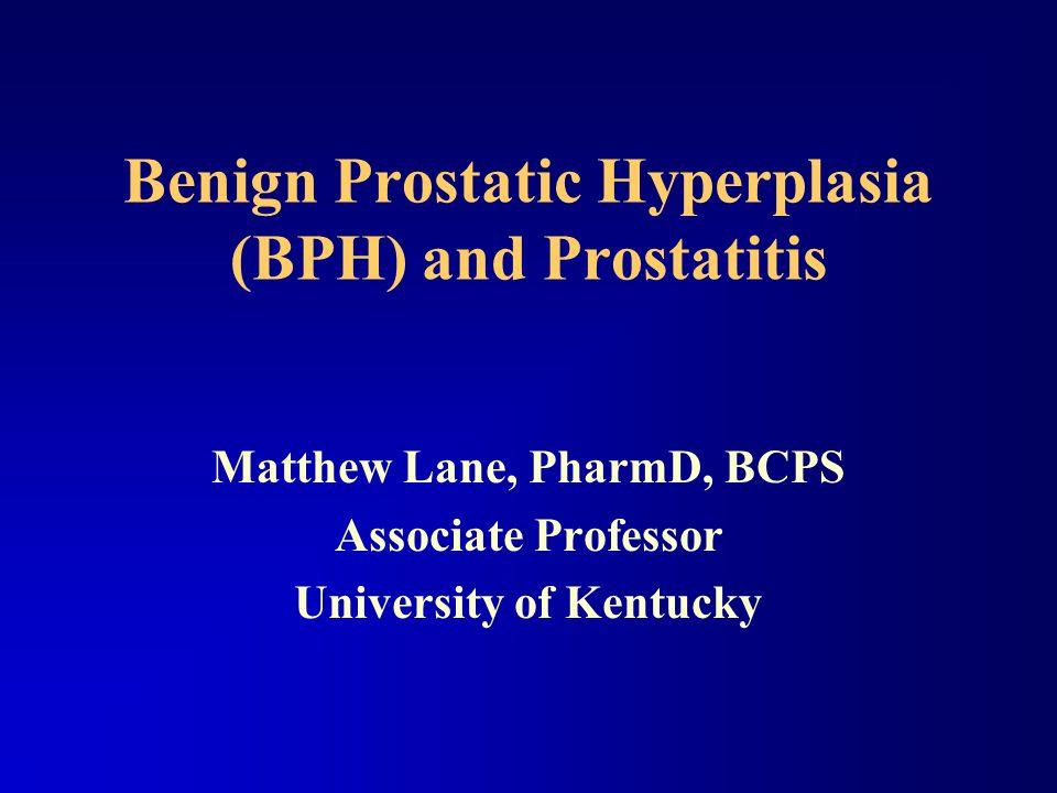 prostatitis vs bph