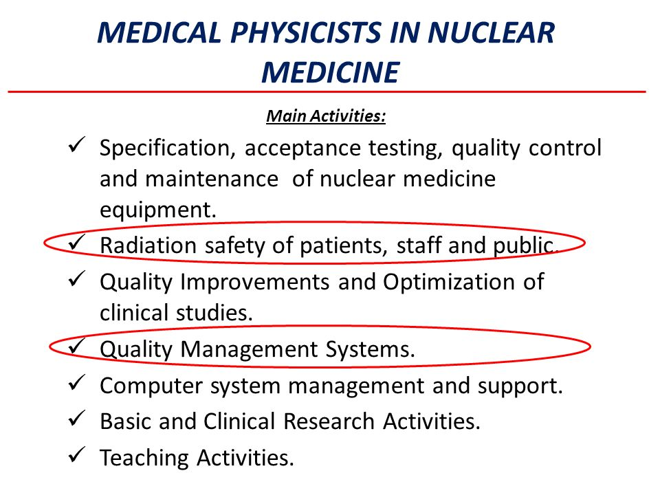 I wish to study for a PhD in Nuclear Medicine or Radiation protection in America.?