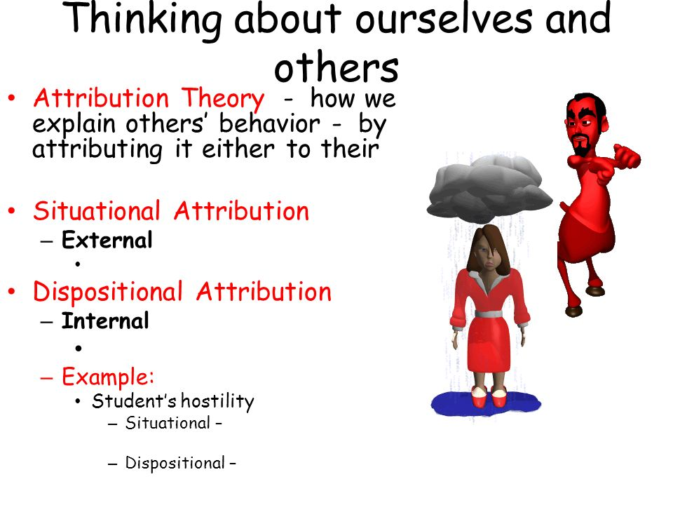 personality psychology and box thinking Personality psychology and box thinking the objective of this essay to get you to think about the case, formulate opinions about the information in the case, and communicate them in a concise and clear fashion - personality psychology and box thinking introduction.
