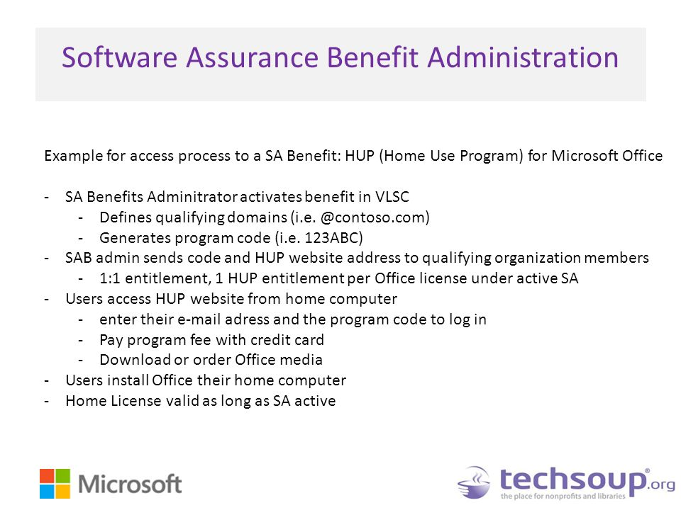 Microsoft Software Assurance: Upgrades and More With Microsoft\'s ...