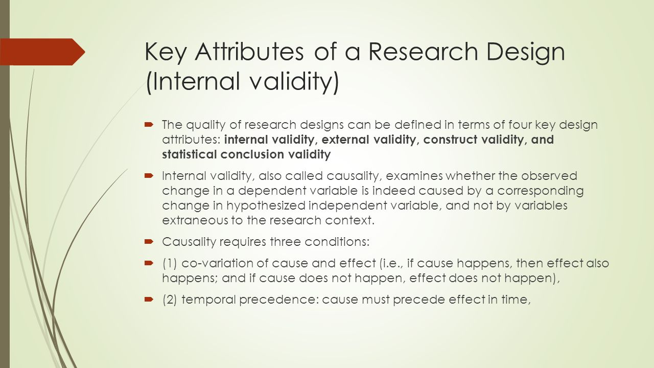 external internal and construct validity essay