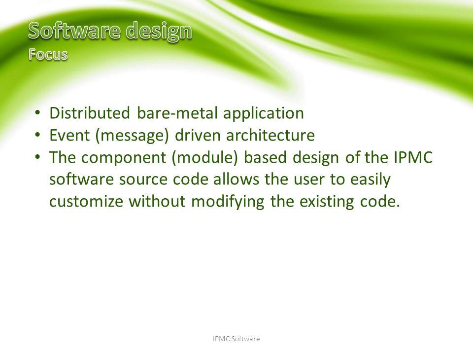 bare metal code