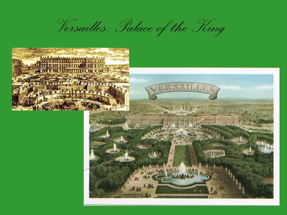 Versailles: Palace of the King
