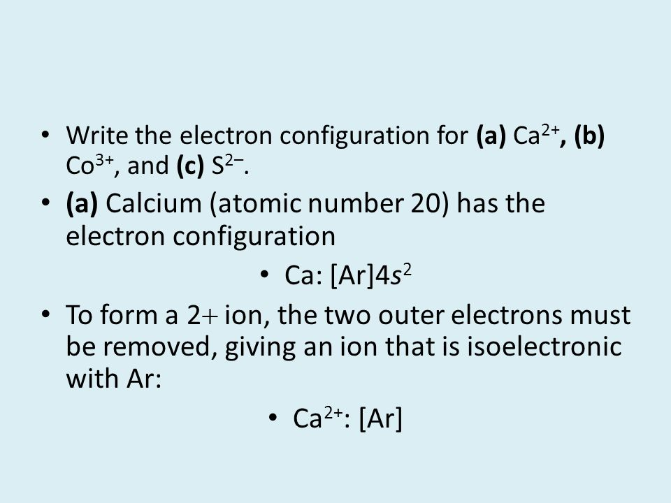 Periodicity questions. Arrange these atoms and ions in order of ...