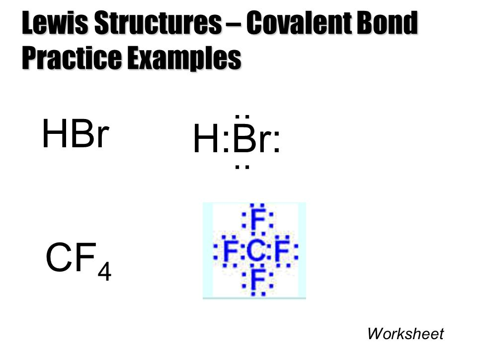 Chemistry worksheet lewis dot structures covalent compounds