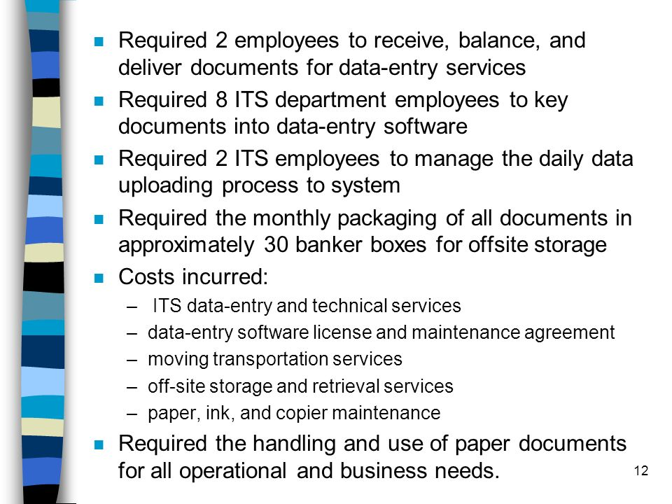 1 The Paperless Office: Myth or Reality? City of Phoenix Finance ...