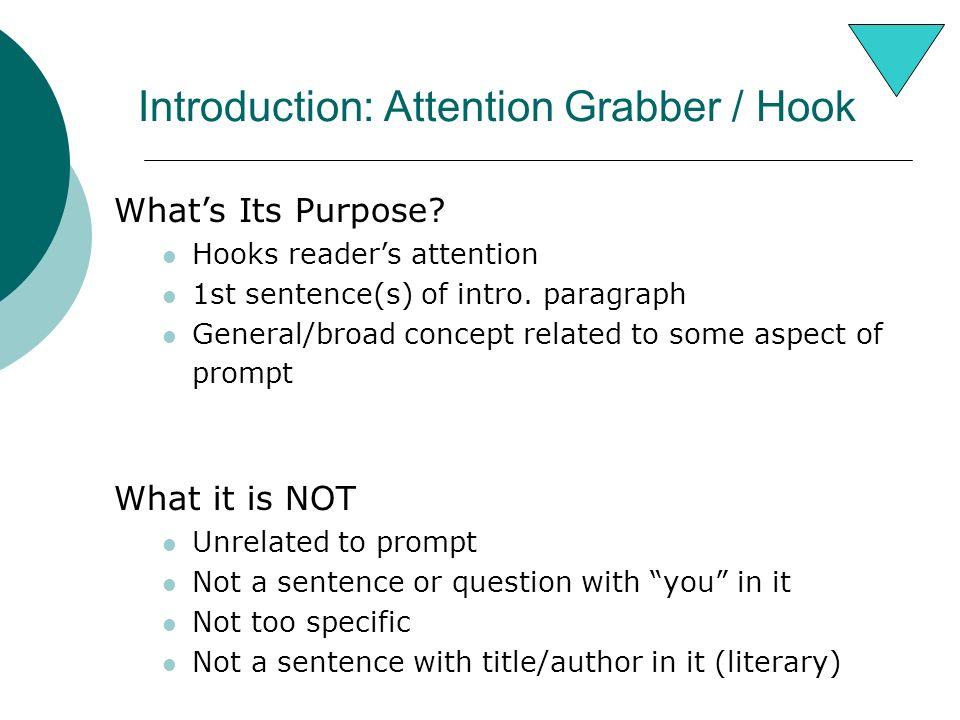 generalization paragraph