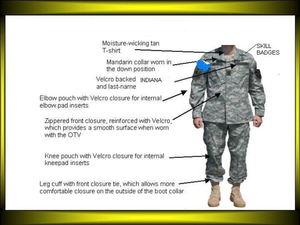 Army combat uniform acu ppt video online download 17 toneelgroepblik Choice Image