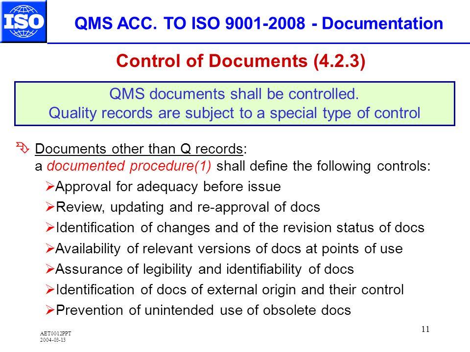 AET0012PPT 2004-03-13 11 QMS ACC.