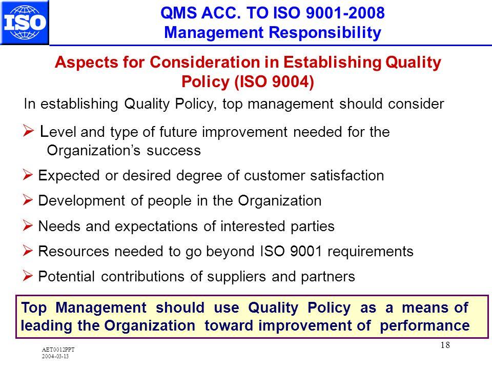 AET0012PPT 2004-03-13 18 QMS ACC.