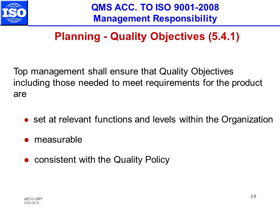 AET0012PPT 2004-03-13 19 QMS ACC.