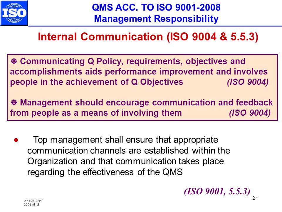 AET0012PPT 2004-03-13 24 QMS ACC.