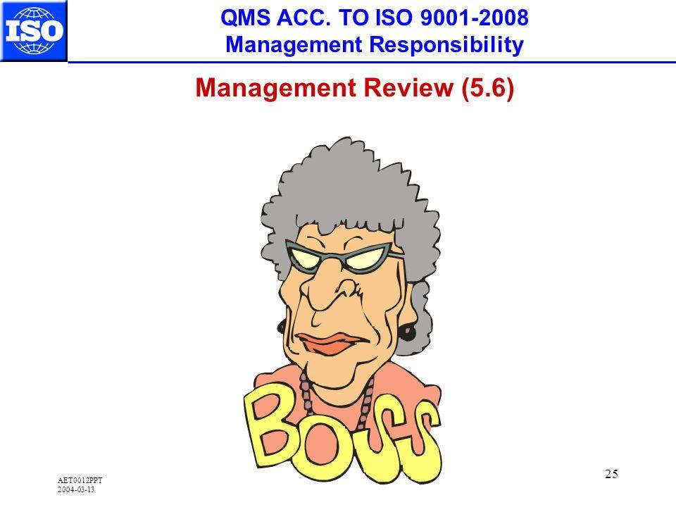 AET0012PPT 2004-03-13 25 QMS ACC.