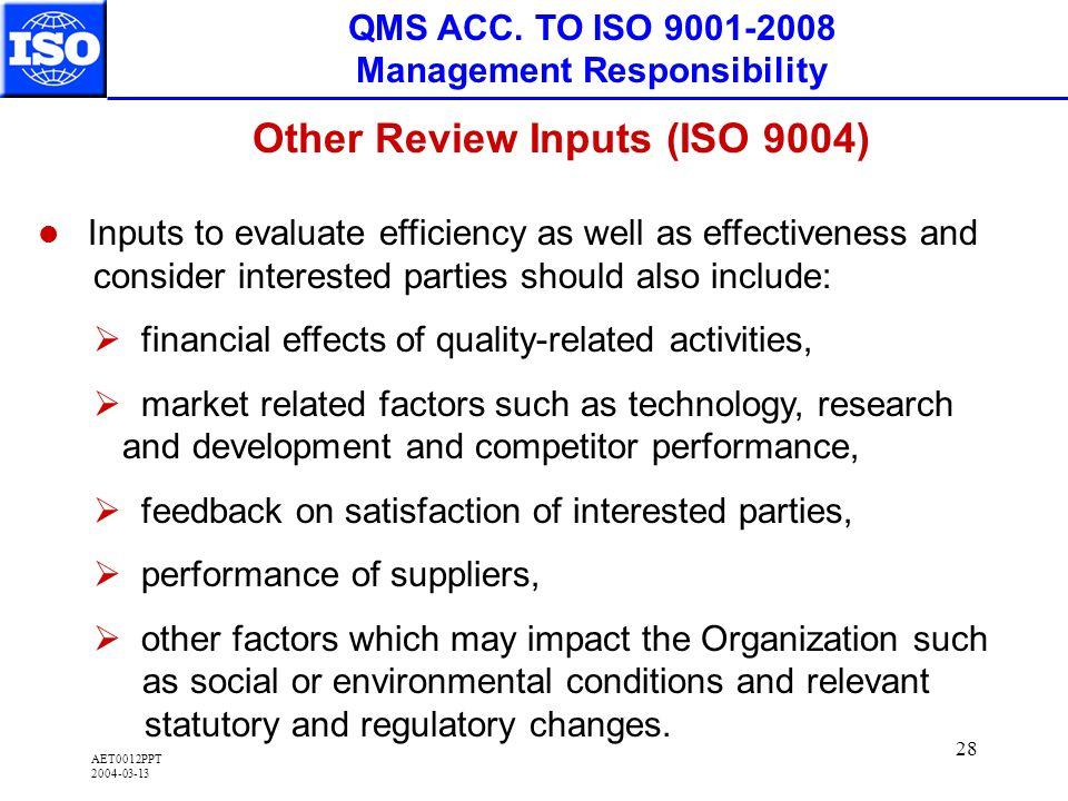AET0012PPT 2004-03-13 28 QMS ACC.