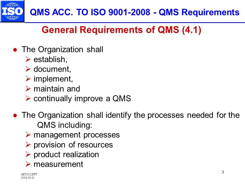 AET0012PPT 2004-03-13 3 QMS ACC.