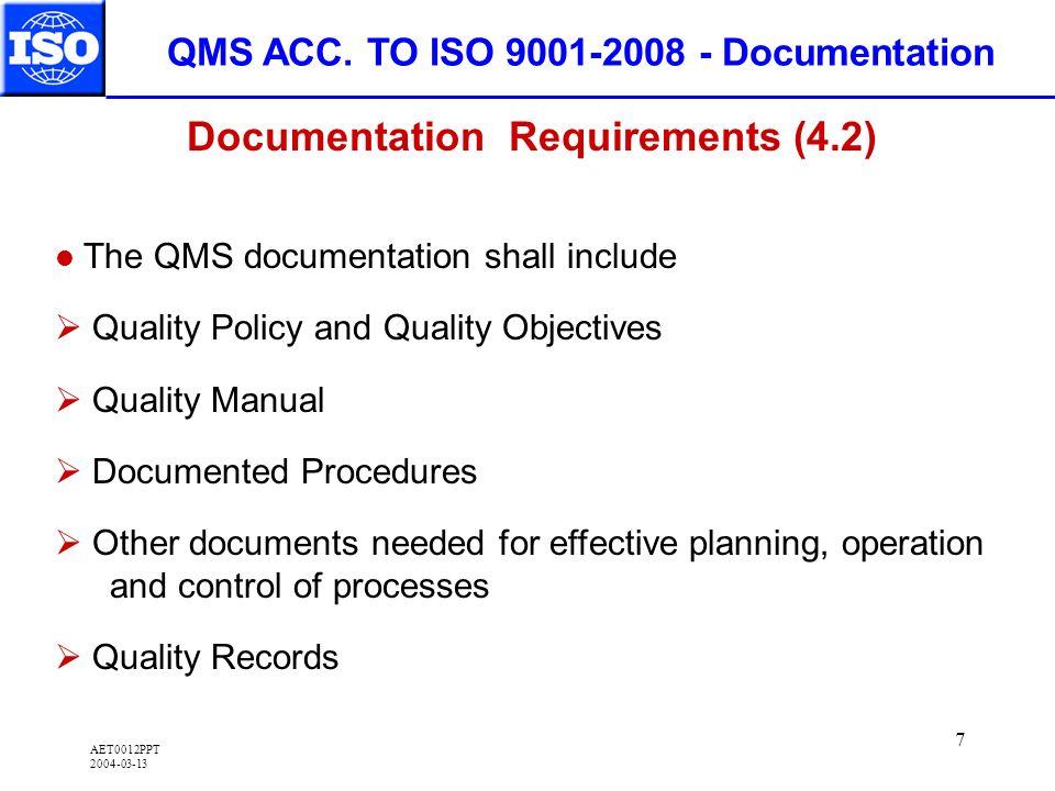 AET0012PPT 2004-03-13 7 QMS ACC.