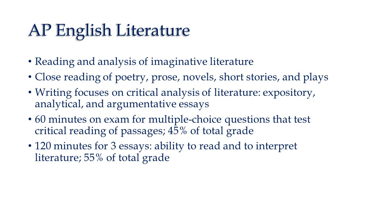 essay in english literature Topics for literature based research paper 1 (bringing in thoreau s essay as well) research the old english nursery rhyme of peter.