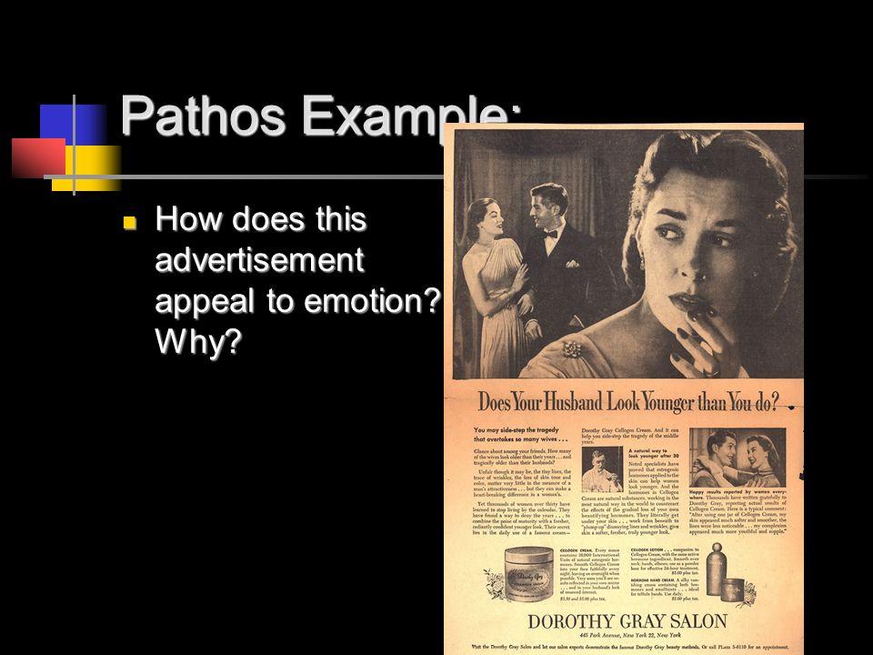 pathos advertisement examples