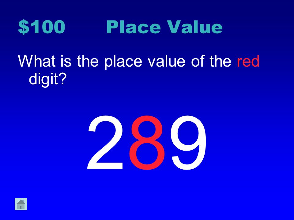 3rd Grade Place Value Review Place Value Number Order Expanded Form