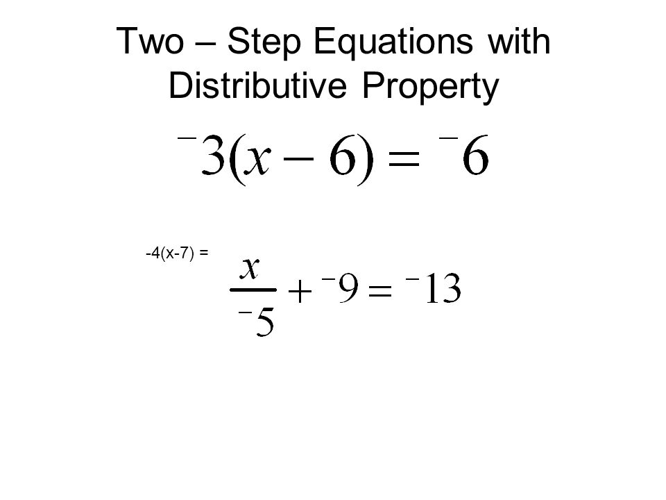 Two Step Equations With Distributive Property Jennarocca – Equations with Distributive Property Worksheet