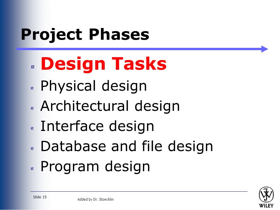 Architectural Design Wiley slide 1 systems analysis and design with uml 2.0 an object