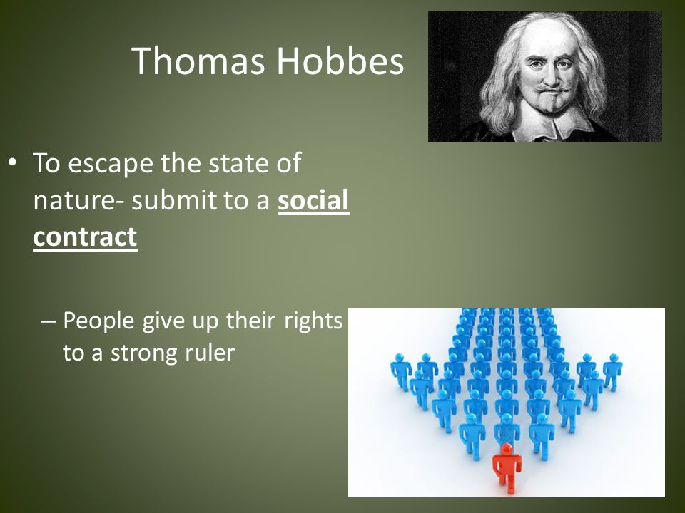 dbq hobbes and locke This mini-lesson introduces students to the ideas and writings of john locke that influenced the likes of thomas jefferson and other founding fathers.