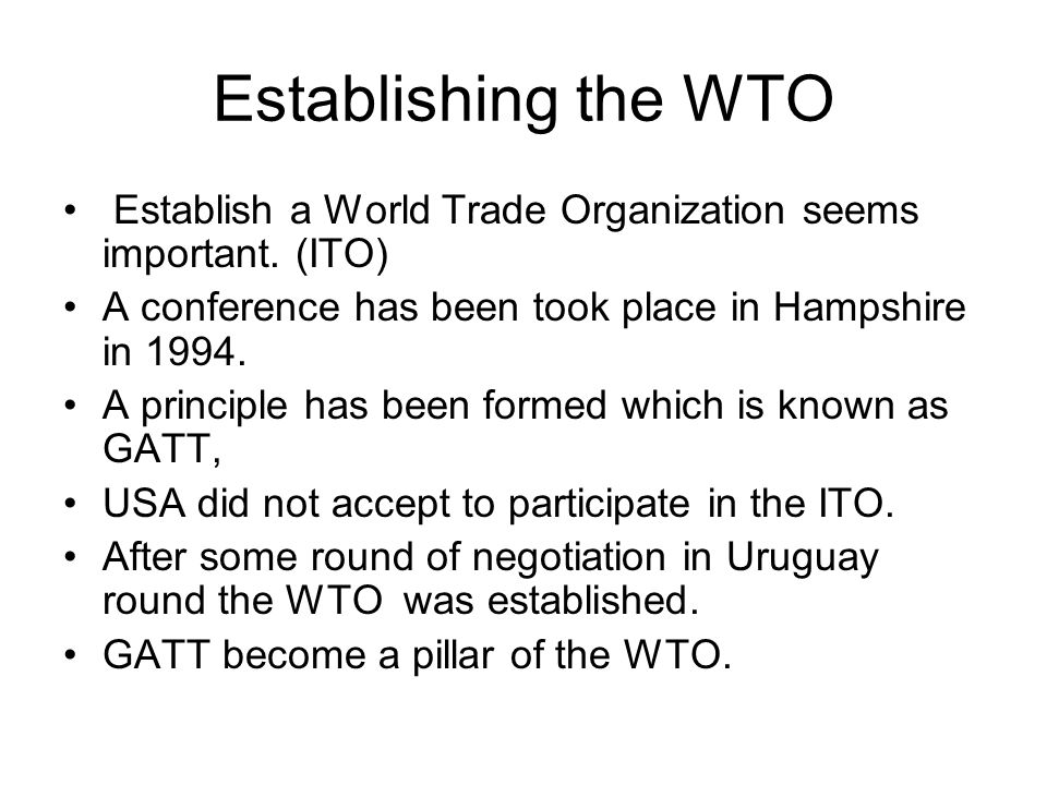 wto principles essay Created date: 8/28/2003 10:27:46 am.