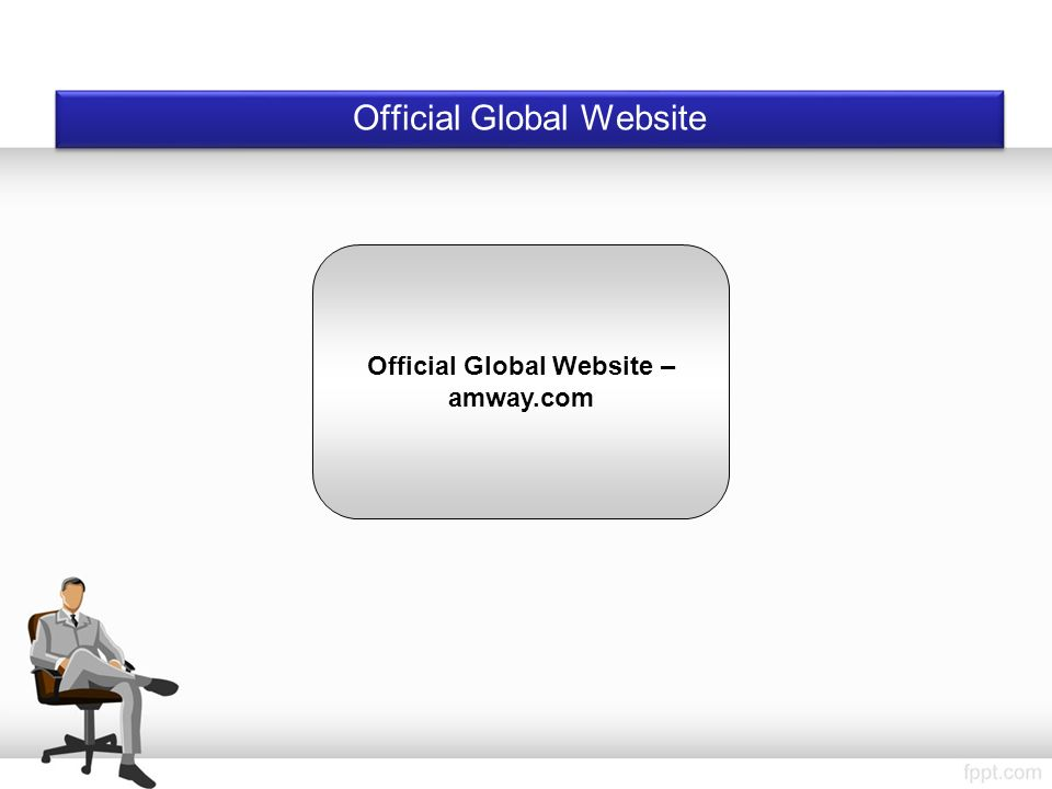 Official Global Website Official Global Website – amway.com