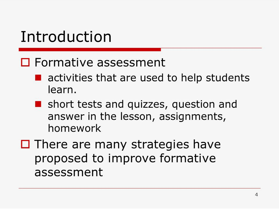 1 Learning Styles And Formative Assessment Strategy: Enhancing